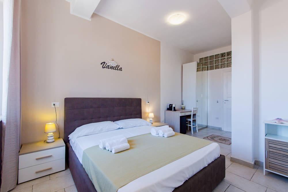 camera da letto vanilla